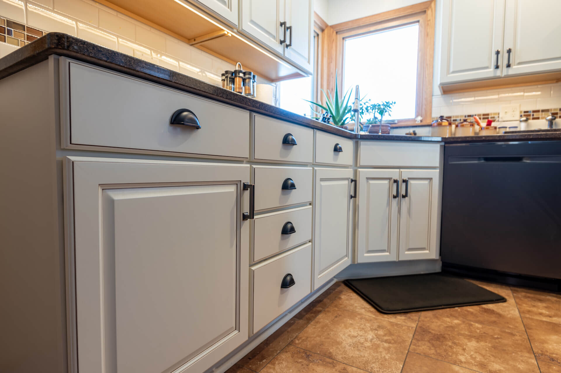 Home Renovation With New Kitchen And Bathroom Surround
