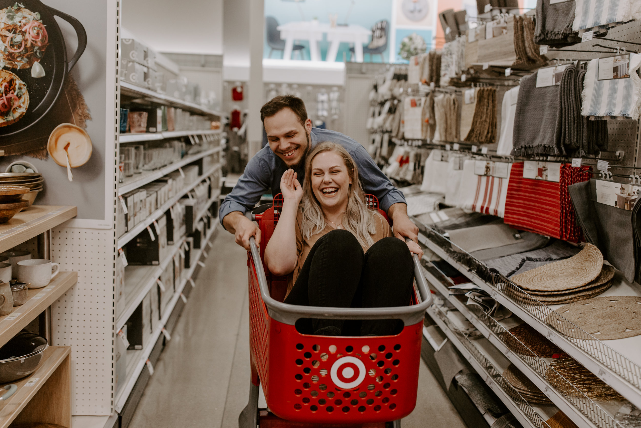 ZAVIOR + VALERIE'S TARGET RUN - JUNE 3, 2019