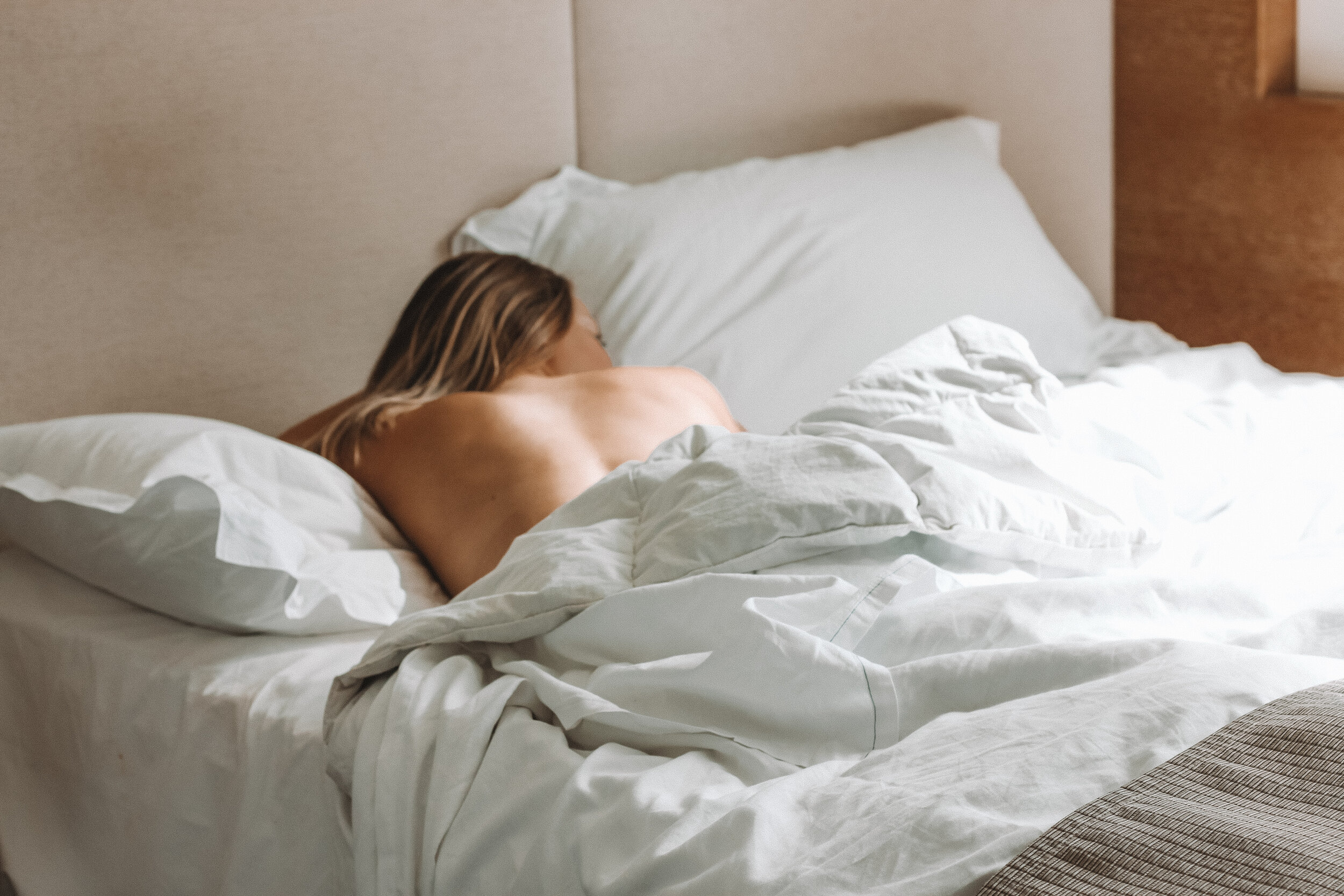 give yourself time to rest, sleep & recover - Sleep is vital to rejuvenation