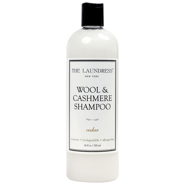 all natural wool & cashmere shampoo