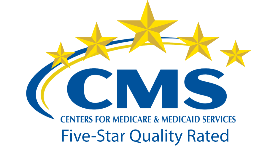 5-Star Medicare Rating from Medicare.gov - Click here for more information -