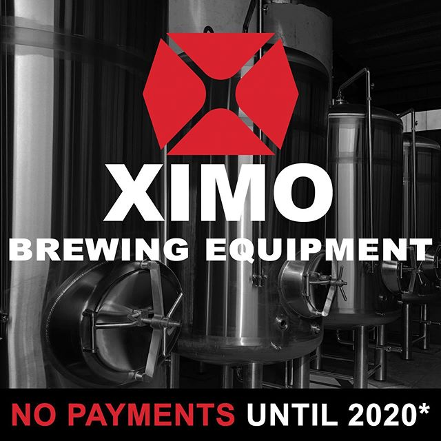 We have some great financing opportunities for anyone looking to get that last minute tax write off this year. If you're looking to upgrade your brewery, we have your back!  #brewery #cerveza #brew #brews #brewski #beer #winery #distillery #mead #cider #equipment #stainless #weld #brewing #homebrewing #nopayments #financing #taxes #taxdeduction #brewhouse #fermenter #hlt #unitank