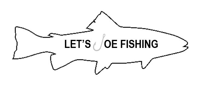 Let's Joe Fishing Website - FacebookInstagram