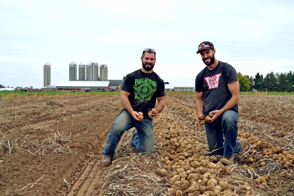 Schroeder Brothers Farm Website -