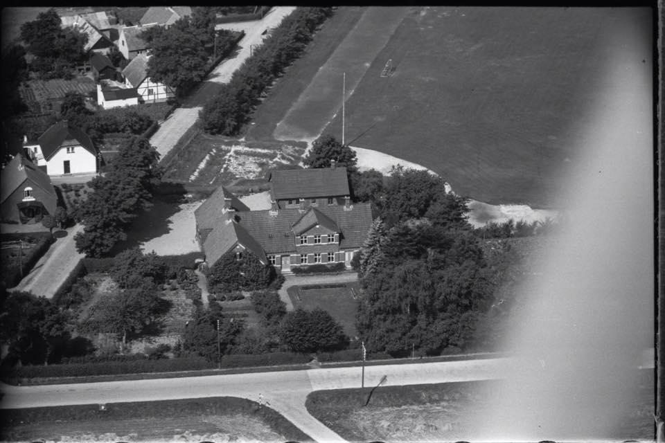 Luftfoto 1942