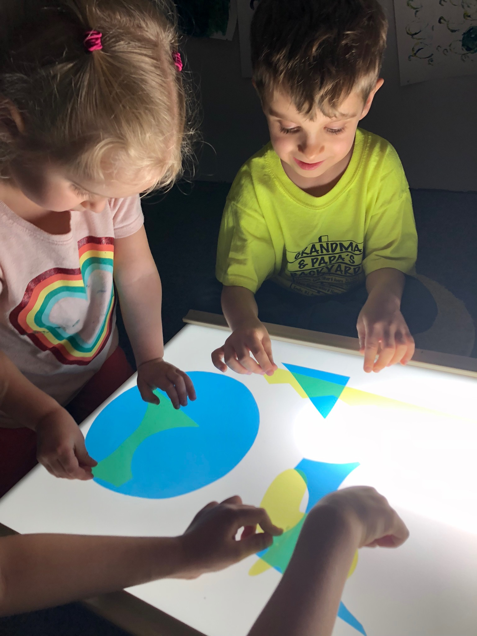 Beyond the Book - A literature inspired play lab where children are the makers and books come to life through guided play.
