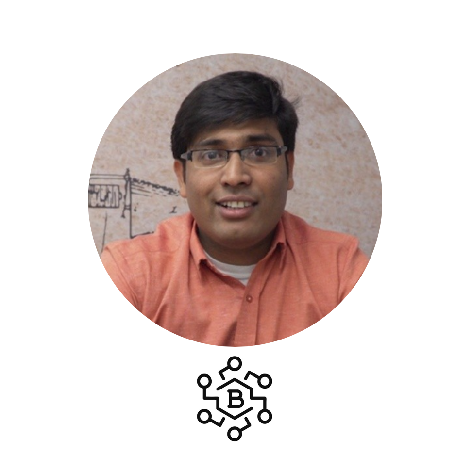 Chinmay Patel, Co-founder and CEO -