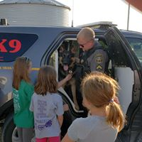 audrain county sheriff performing community service