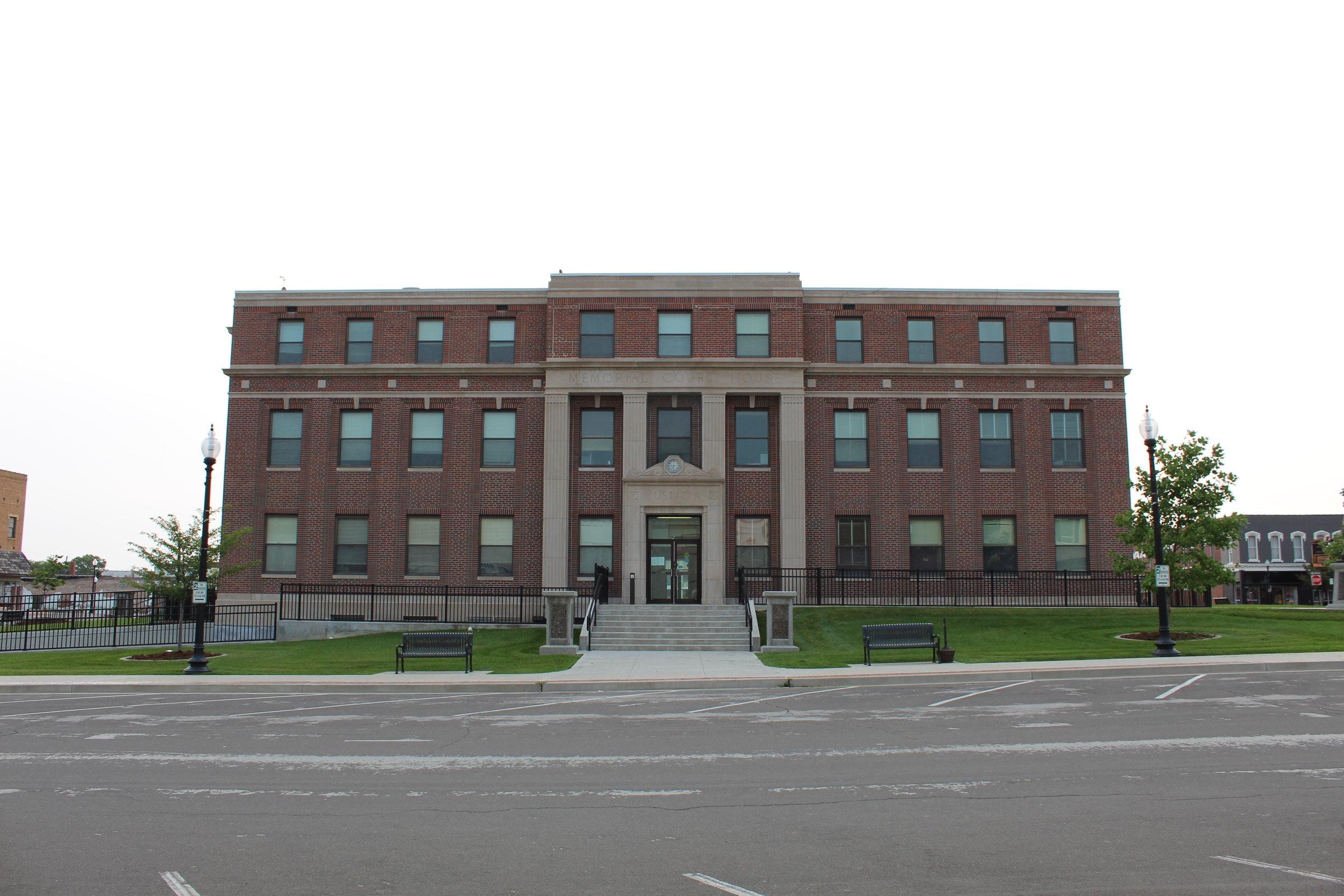 Audrain County Courthouse, Mexico, Missouri