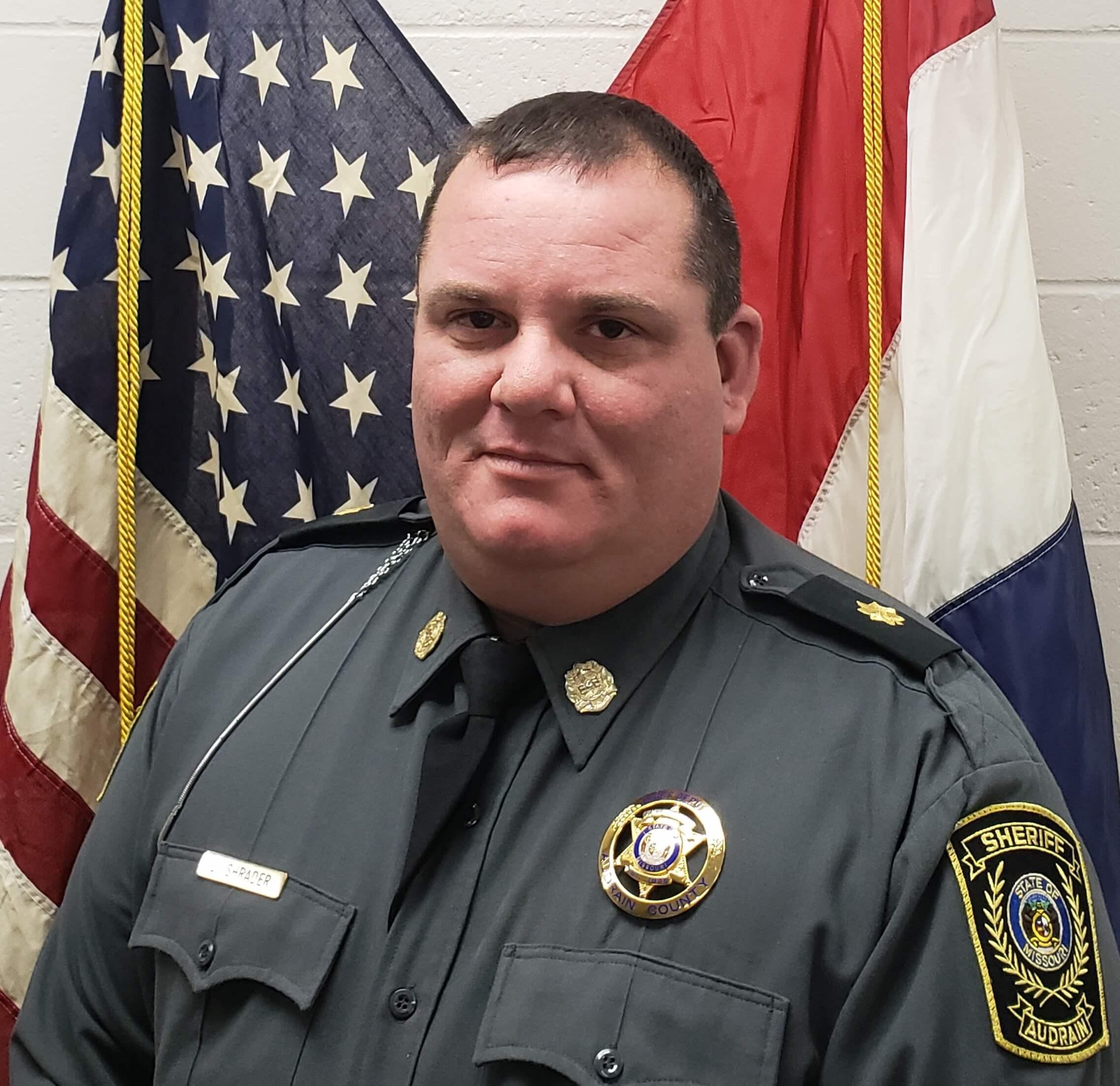 Major James Shrader