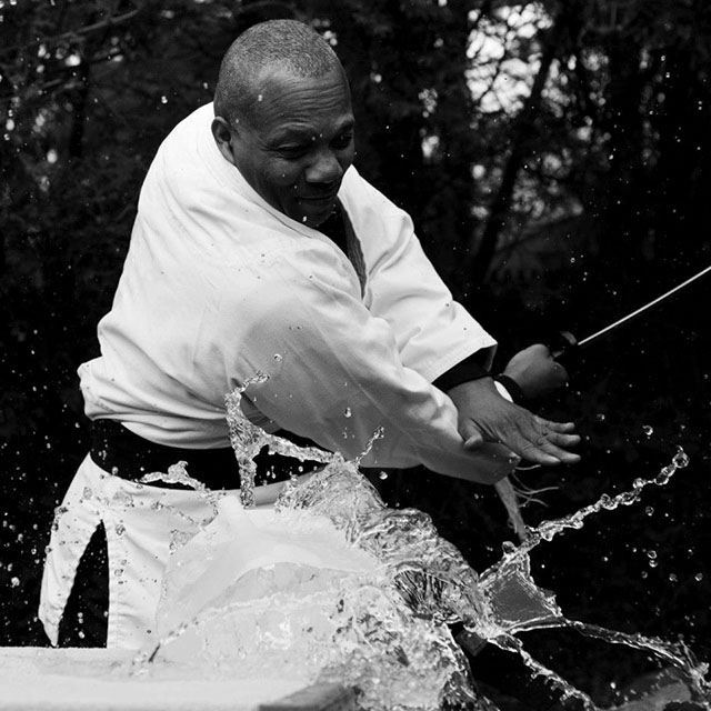 Marvin German  earned his black belt in 2004. He leads Weekend Workshops at Modern Warrior, including Offensive Knife and Tai Chi.  A United States Air Force veteran, he is a certified Modern Warrior Police Defensive Tactics trainer, certified Executive Protector and certified Fitness Trainer.  Marvin holds black belts in various other martial arts styles, along with several certifications in performance training, utilizing his experiences to develop athletic programs to help injured athletes returning to the field.