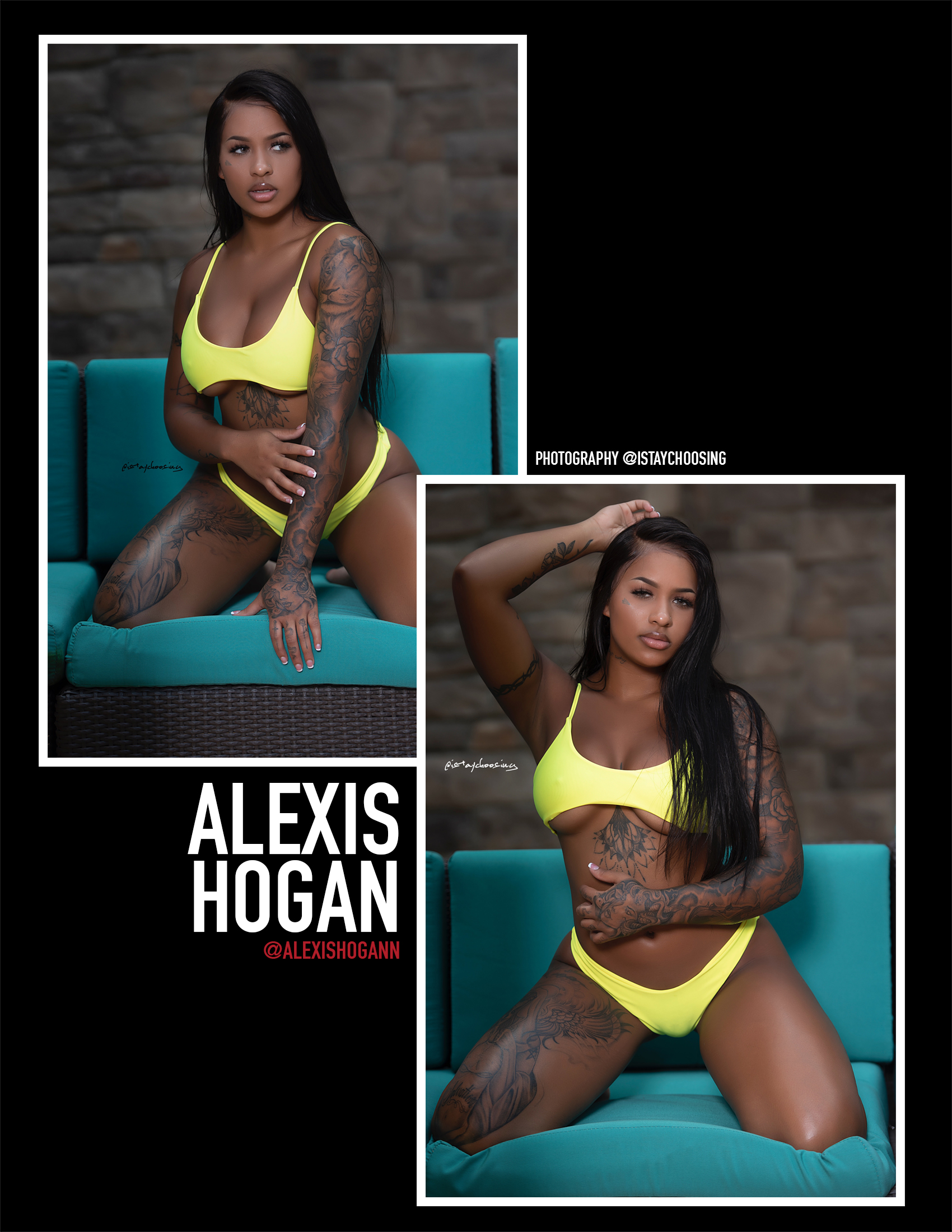 RockLan One Magazine - Alexis Hogan
