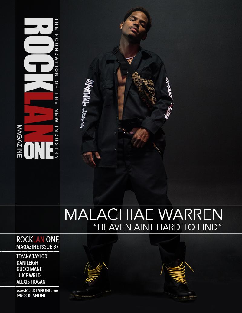 RockLan One Magazine - Malachiae Warren