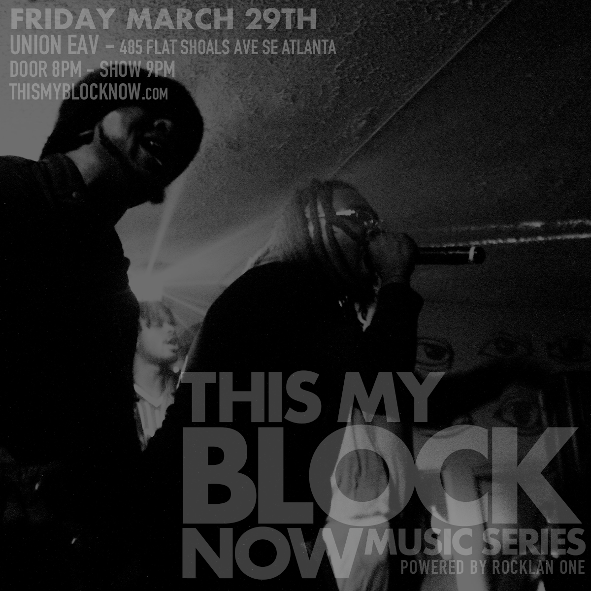 This My Block Now Music Series