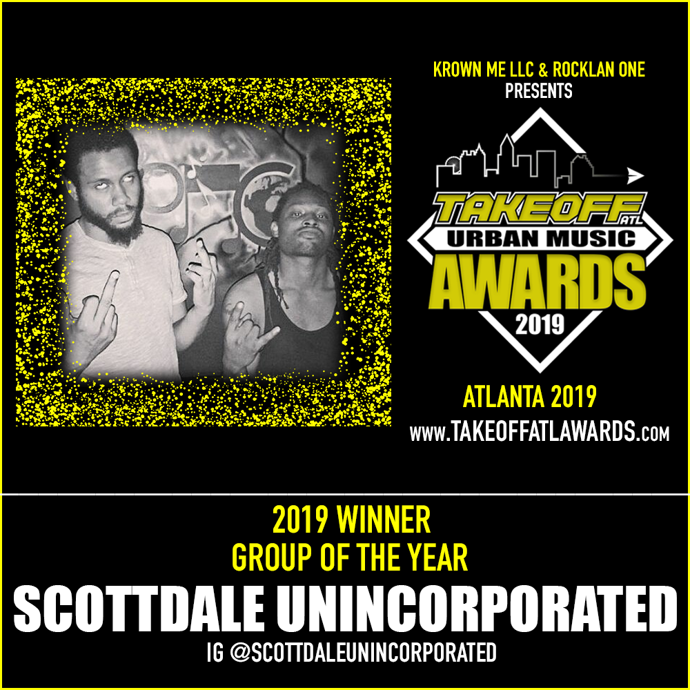 2019 WINNER - GROUP OF THE YEAR - SCOTTDALE UNINCORPORATED