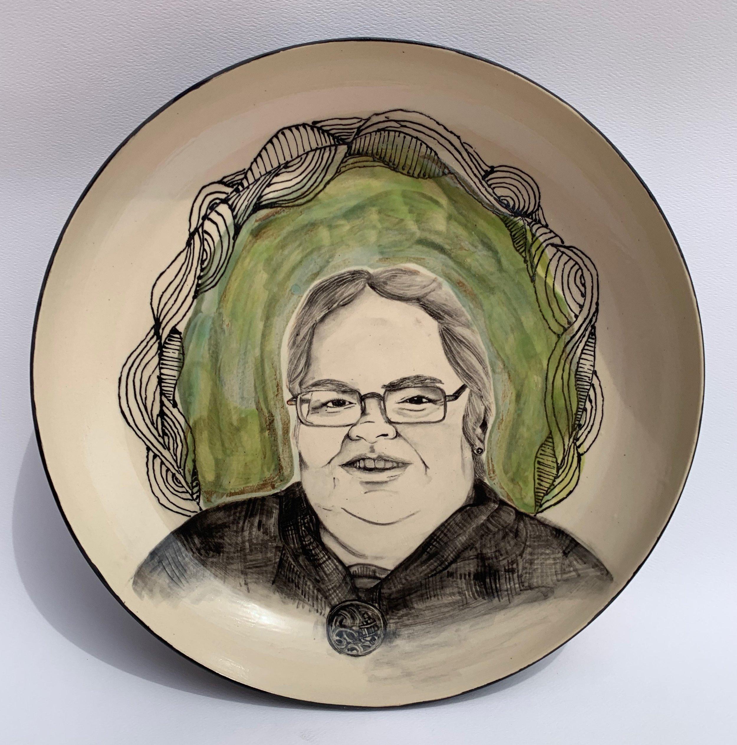 %22Leslie Donovan%22_porcelain plate.jpg