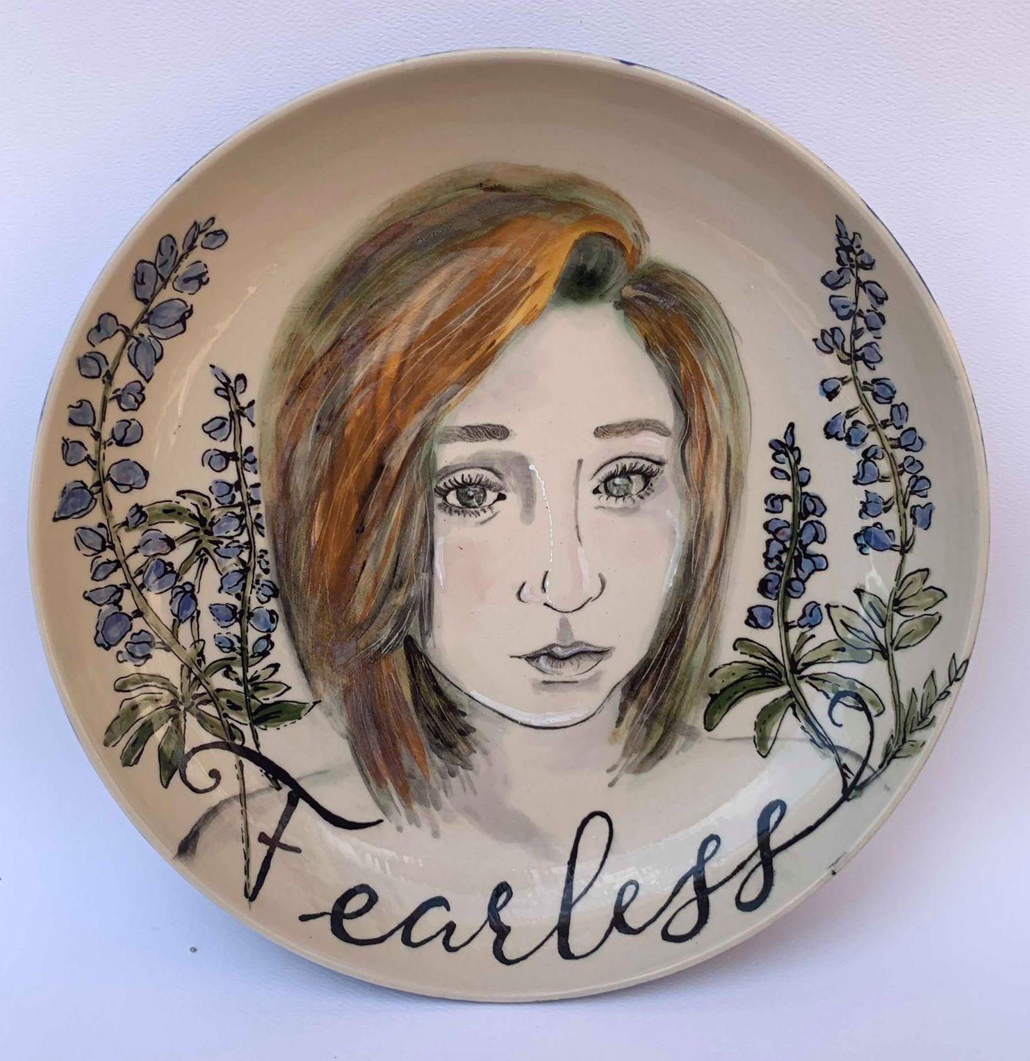 """Fearless"" - Briana Inman"
