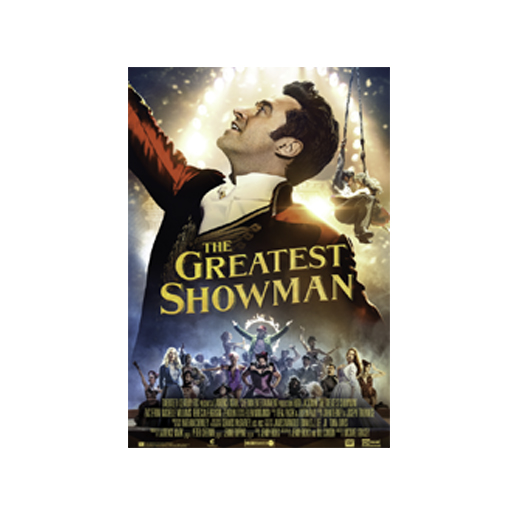 The Greatest Showman - The world needs more feel-good movies like this! I can watch it 10x over & over.