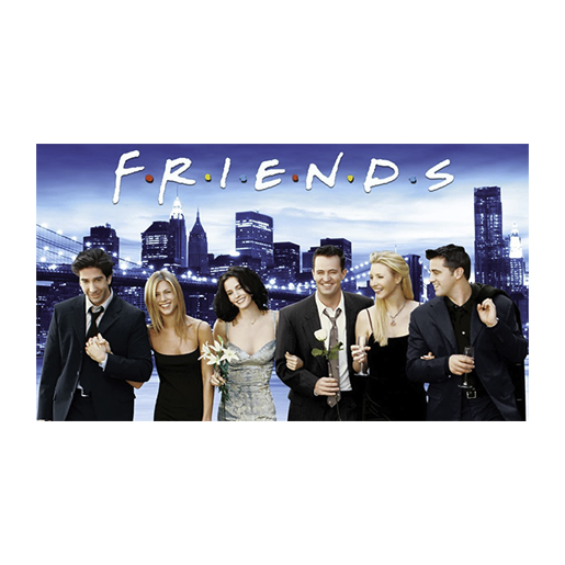 Friends - Forever on my yearly favorites list. Forever.