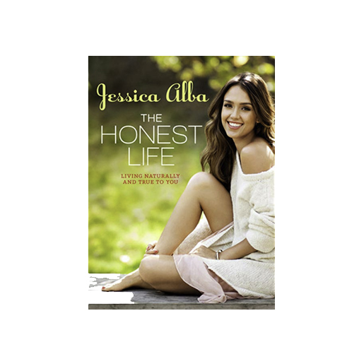 The Honest Life - I love the ideas in this book on how to live a more natural life, especially as a new mom. There's a ton of information, but there's something in it for everyone.