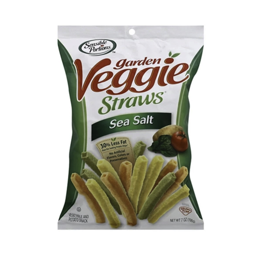Veggie Straws - We are intense snackers in our household. I can eat a whole bag of these veggie straws in a single sitting… simple, tasty & so addicting.