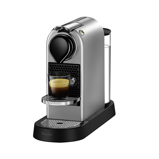 Nespresso Espresso Machine - It's not cheap, but if you're a coffee-addict then it's well worth the investment! (I've tried THESE knock-off pods & they are way cheaper but admittedly aren't as good as THESE Nespresso ones.)