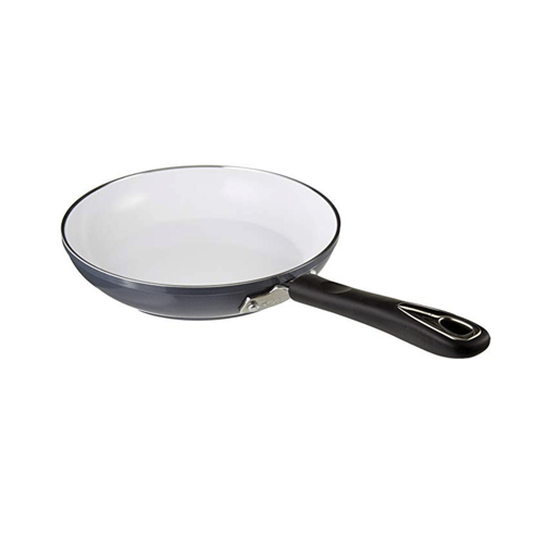 Nonstick Ceramic Skillet - I don't know why we ever used anything else. Makes cooking SO much easier & cleaning up a breeze.