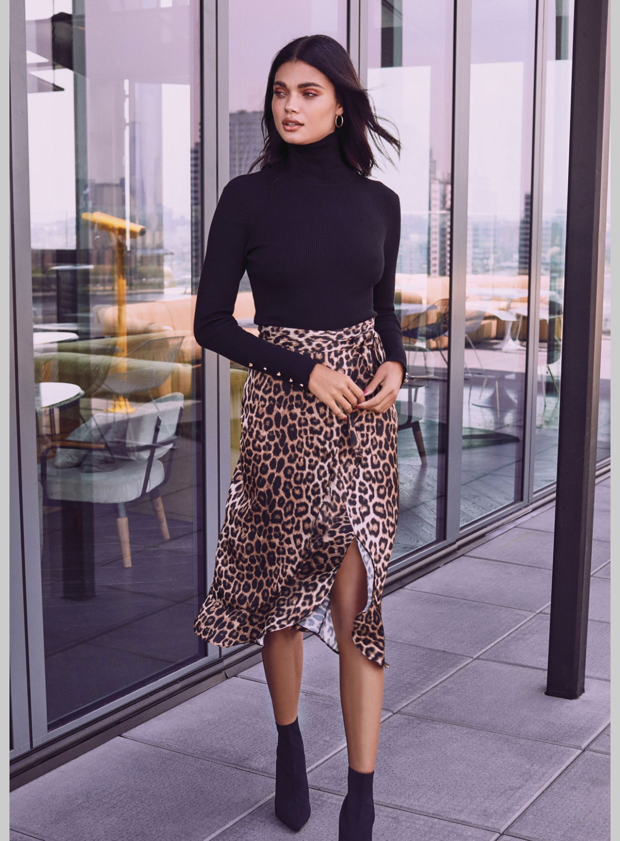SO obsessed with the leopard print trend again!