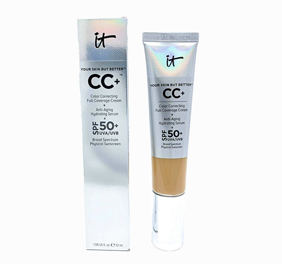I've mentioned this CC cream a million times, it's such a holy grail product for me! I wear it a lot more often in the Spring/Summer months instead of foundation. I mix it with my moisturizer to get a nice, sheer finish that just evens everything out so perfectly.
