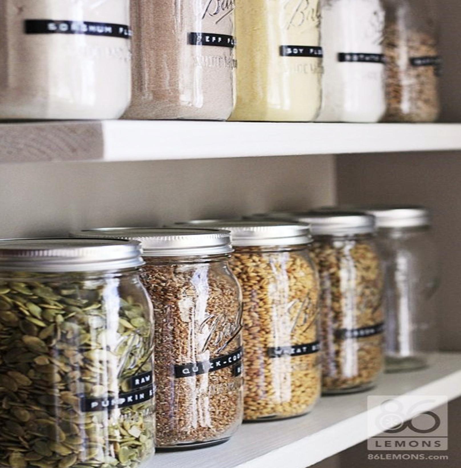 Pantry Storage -