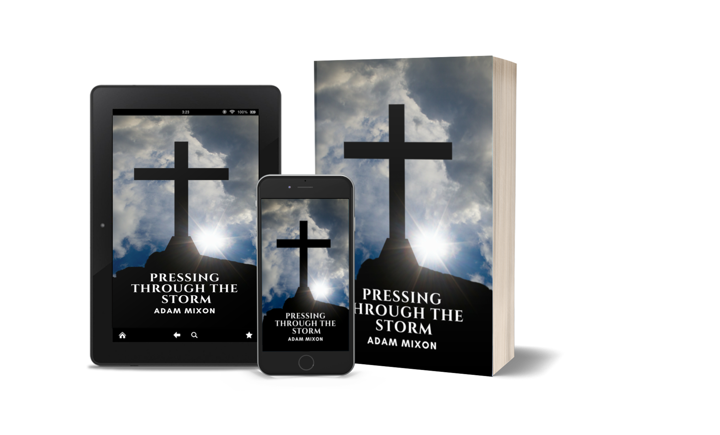Pressing Through the Storm - Discerning God's Will During Difficult Times