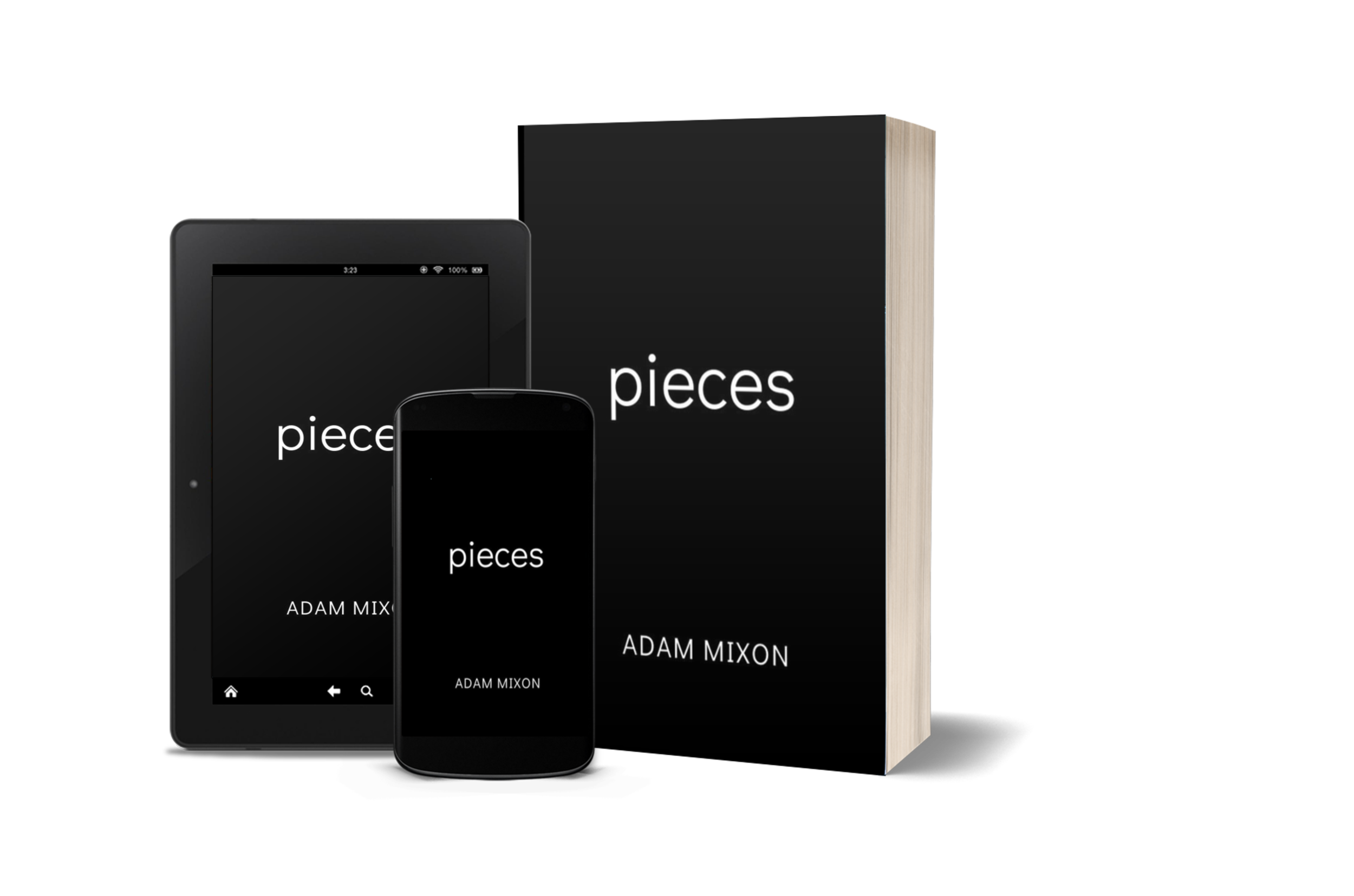 pieces - poetry & spoken word