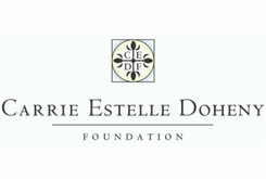 Carrie Estelle Doheny Foundation Logo.png