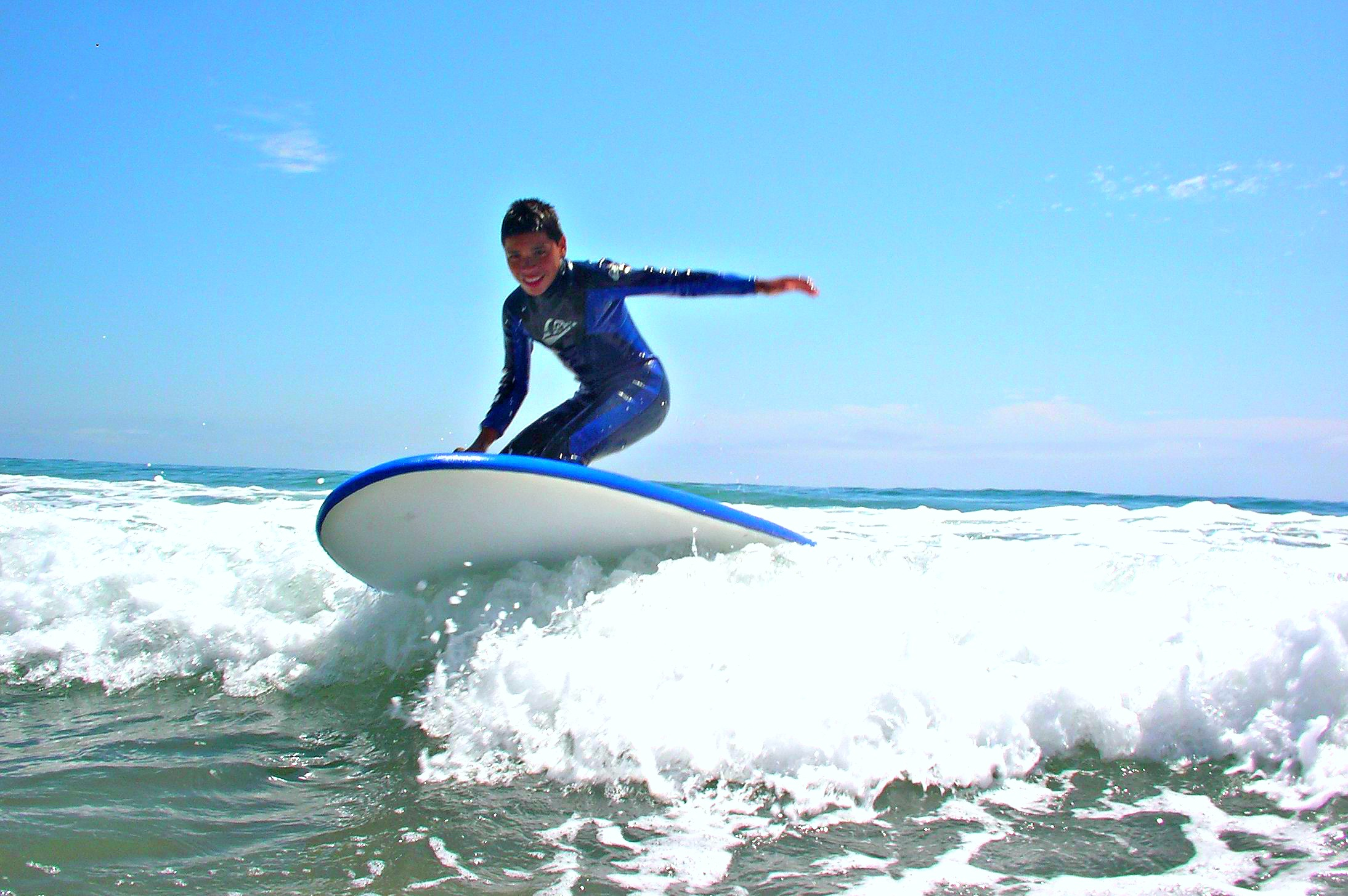CLF Campers learn to surf with the he !.jpg