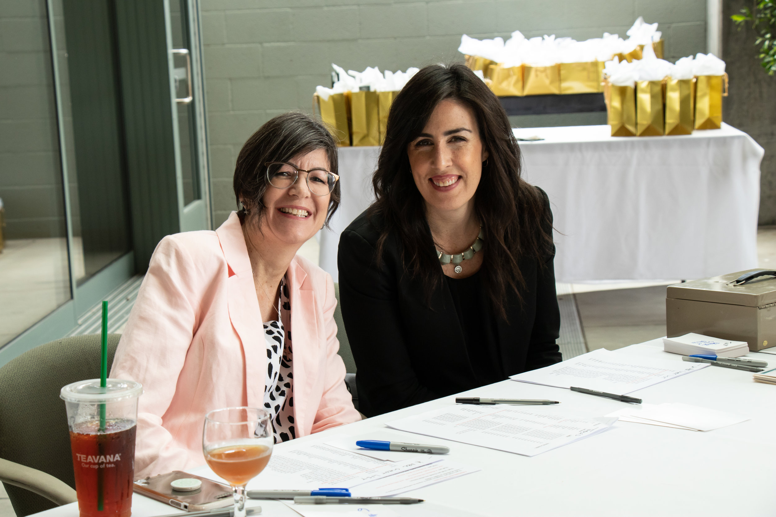 Suzanne and Erin Finley-volunteers CLF-2018 spirit of giving.jpg