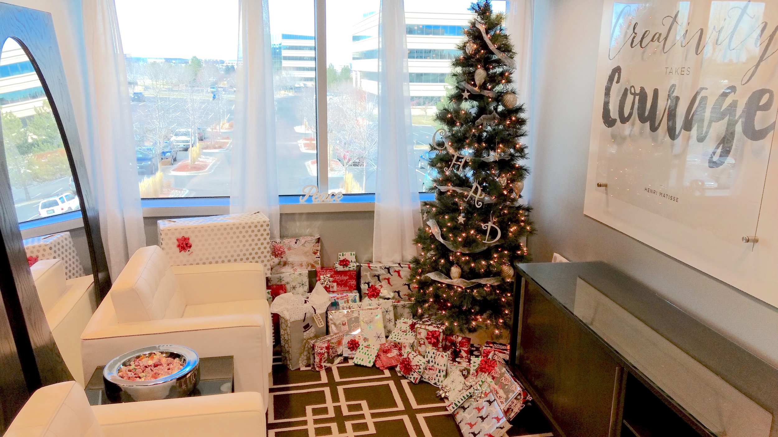 8-Gifts wrapped and carefully placed under the tree, waiting for Chad's arrival.jpg