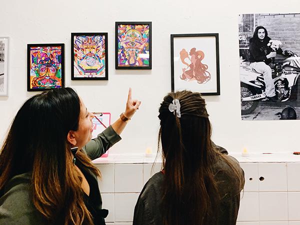 ArtMart at [x]space, 2018