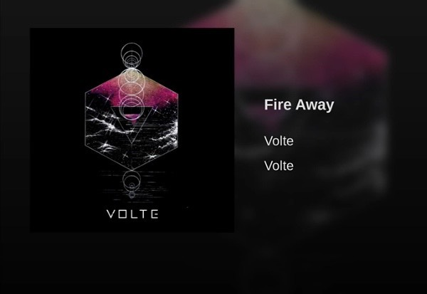 "Have you checked out our album opener FIRE AWAY?! You can find it on YouTube by just searching the title! #volte #voltemusic #fireaway #rock #punkrockmusic  A little bit about the song... One of the earlier songs that we began writing a few years ago, the song was originally called ""Outlaws"" and had completely different lyrics and vocals, including the chorus. During pre-production, Carter wasn't happy with it and rewrote the lyrics and vocal melody to what you hear now in ""Fire Away"". What resulted was something much more aggressive and fitting in attitude to the rest of the album.  This is one of the few songs where the music was written before the vocals. Much of the inspiration for the music came from the clean palm mute guitar at the beginning of the song. Korey was messing around with this riff and took the rest of the instrumentation from there (you can hear it throughout the verses). After countless renditions, alterations, changes in vocal arrangements, tweaking guitar tones, and the addition of a drum solo one week before tracking, the end result is what you hear today… The opening track to our debut self-titled album VOLTE: ""FIRE AWAY""  You can listen at the following link via YouTube, our tracks and full album are always available on all digital platforms as well (Apple Music, iTunes, Spotify etc.) Thank you for the continued support!"
