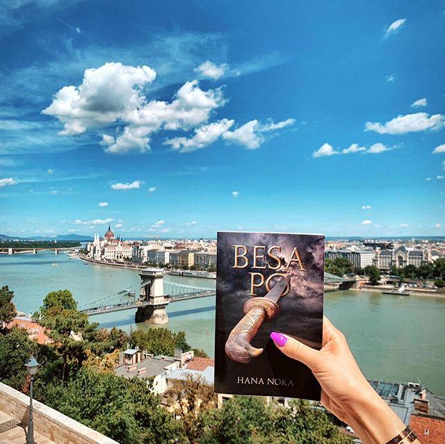 💫BESA PO💫 in #budapest #hungary #amazon #barnesandnoble #queenteuta #illyria #booksgram #book #readersfavorite #booksturningtomovies