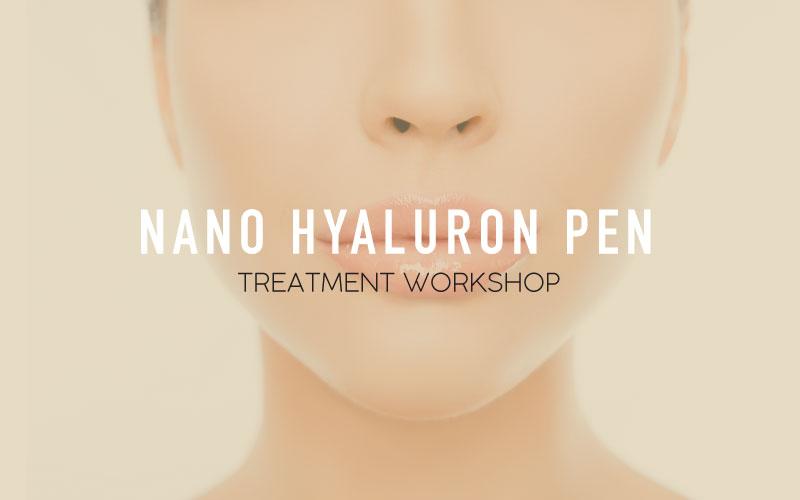 Nano Hyaluron pen