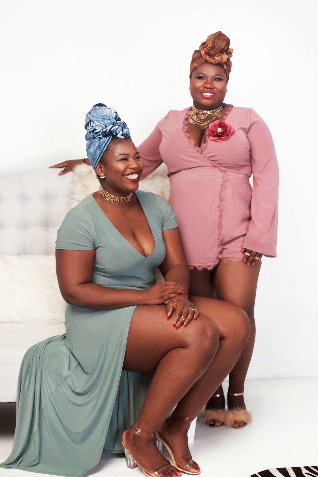 Chioma & Uchenna Ngwudo - Founder & CEO's ofCee Cee's Closet NYC