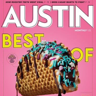 Austin Monthly - Best of 2018