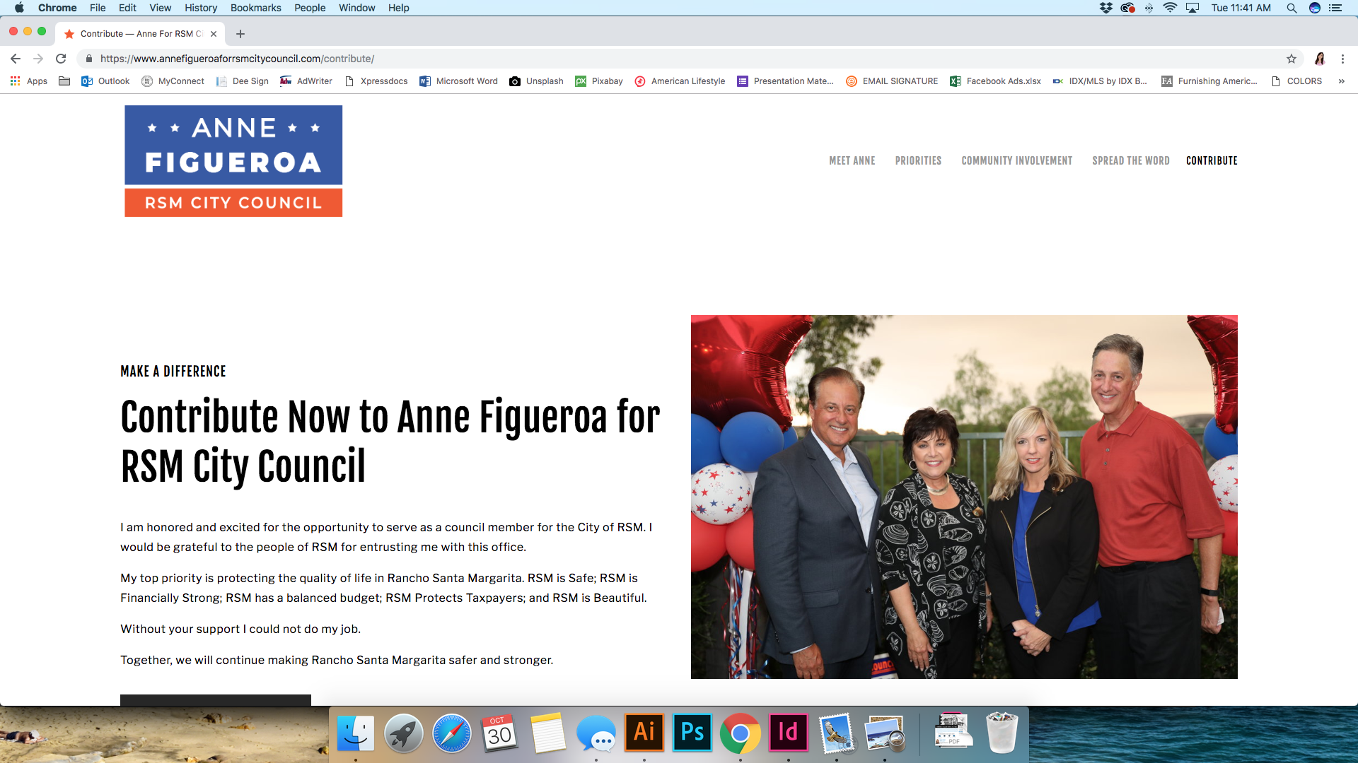 Anne Figueroa For RSM City Council