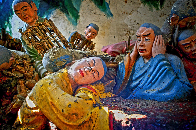 CM2 Space, Guo Jijiang, God of War-1.jpg