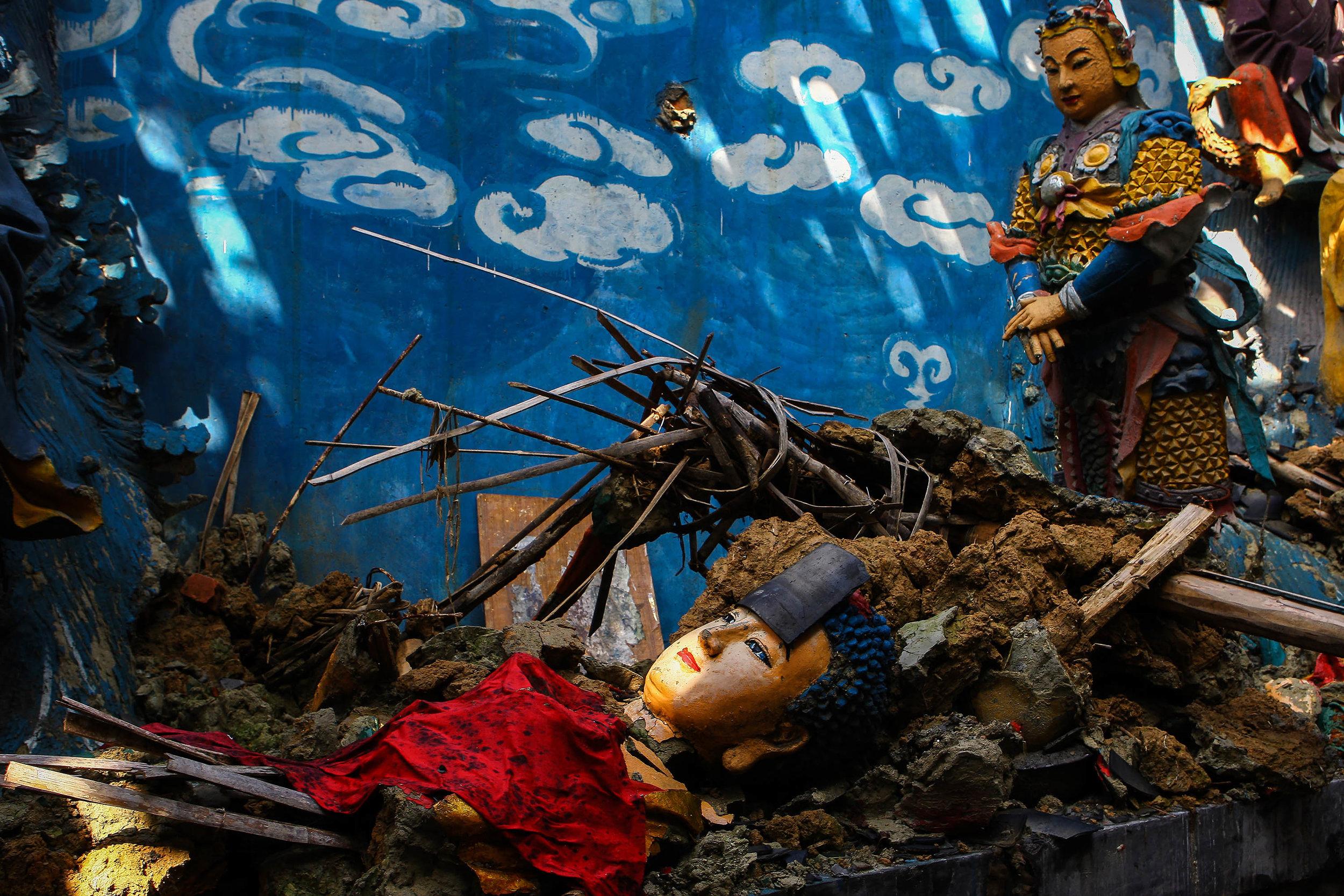 CM2 Space, Guo Jijiang, God of War-3.jpg