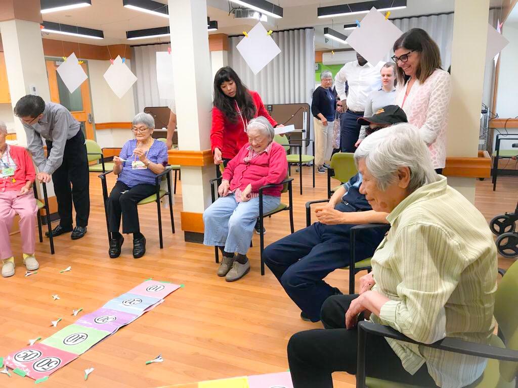 Minister Tasi Visits Nikkei Home (8).JPEG