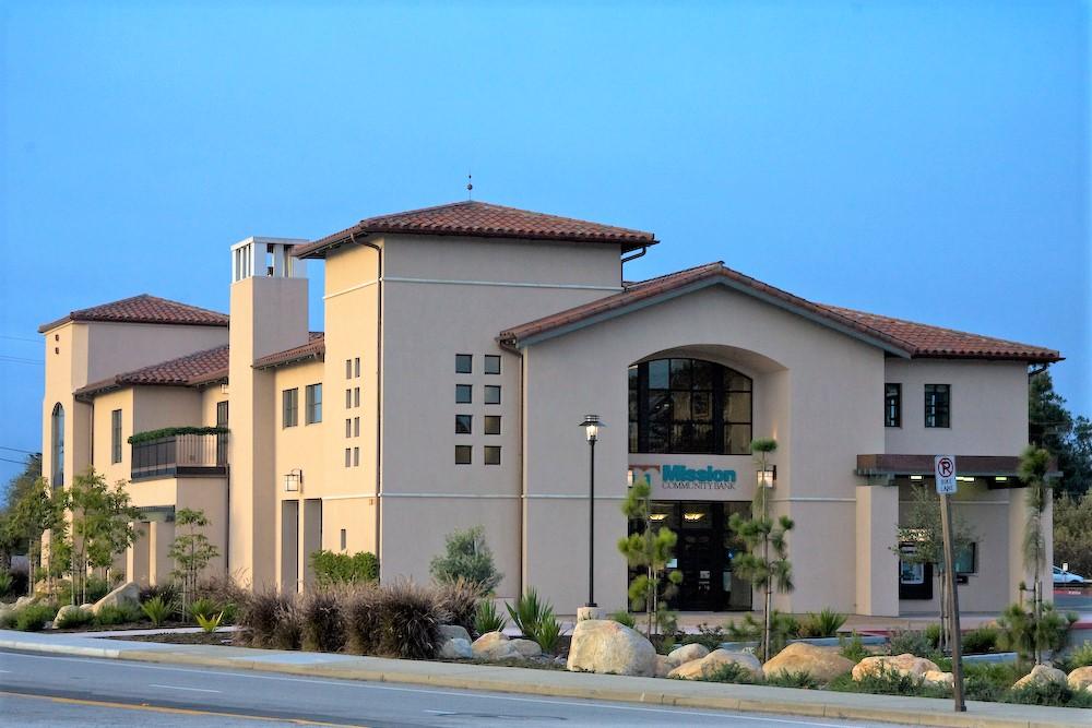 Mission Community Bank - San Luis Obispo, CA