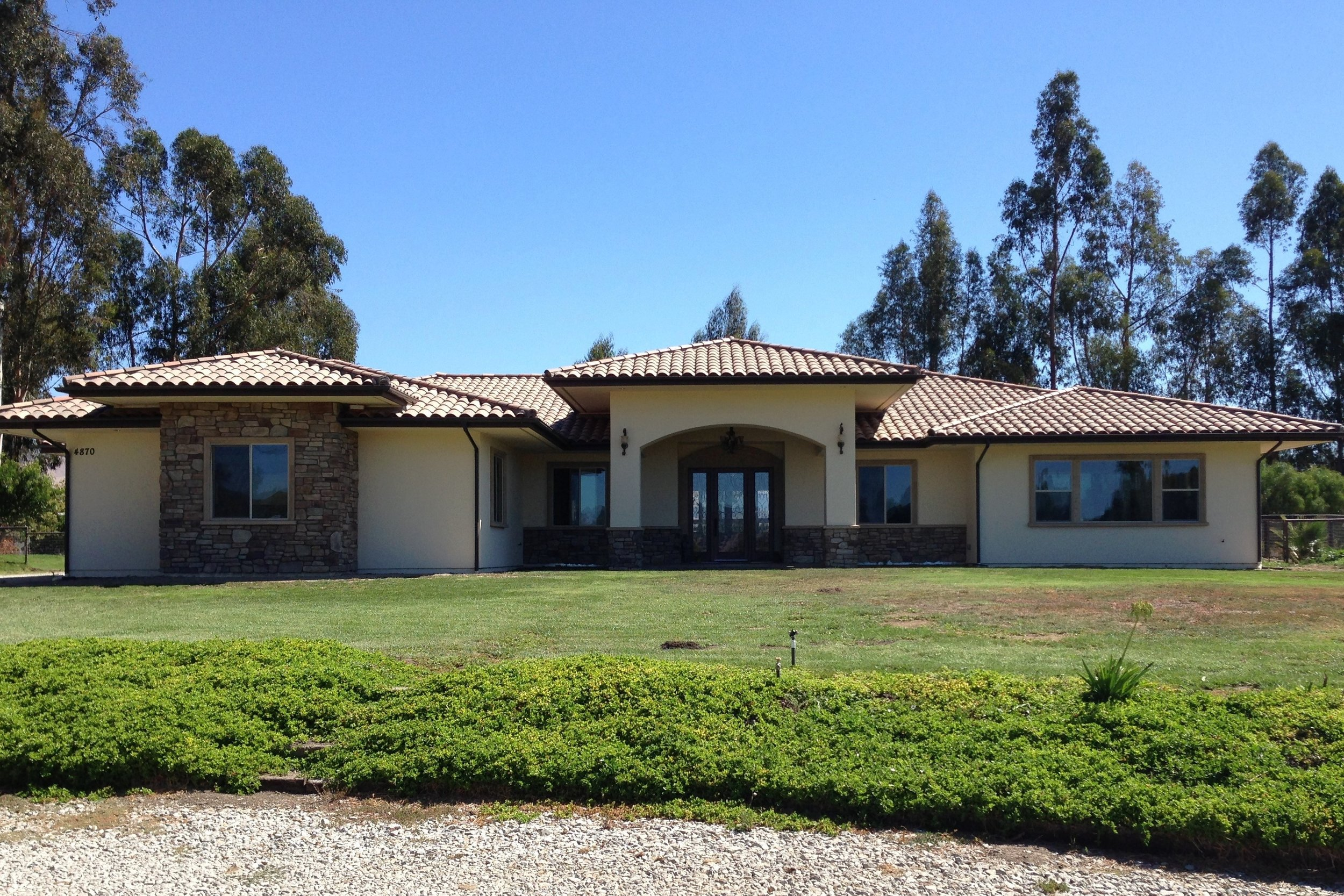 Waldsmith Residence - San Luis Obispo, CA