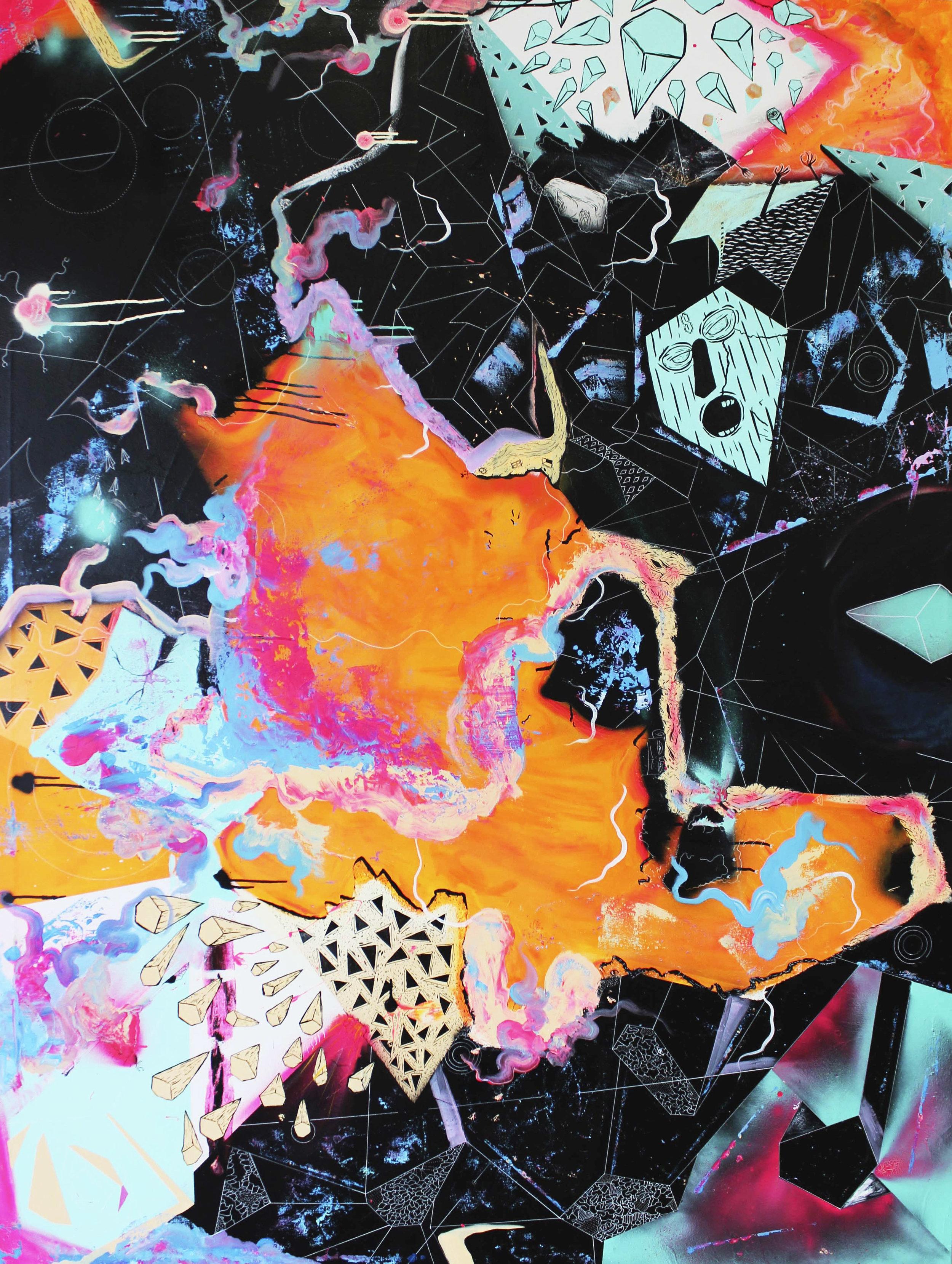 """""""Lava Lava"""" — 2016"""