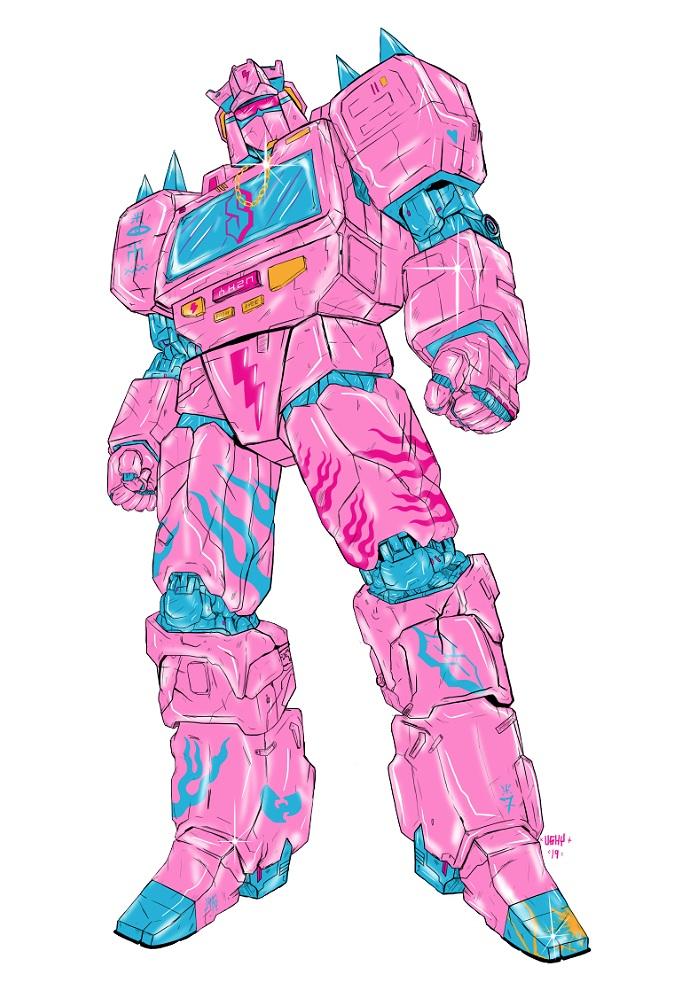 """""""Pink Boy"""" — 2019"""